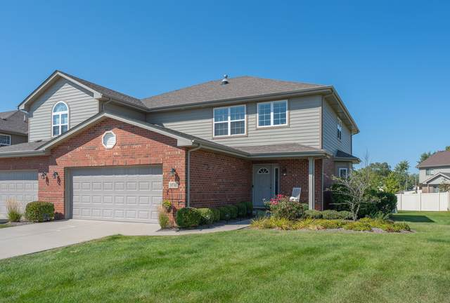 19740 Mulroy Circle, Tinley Park, IL 60487 (MLS #11221901) :: The Wexler Group at Keller Williams Preferred Realty