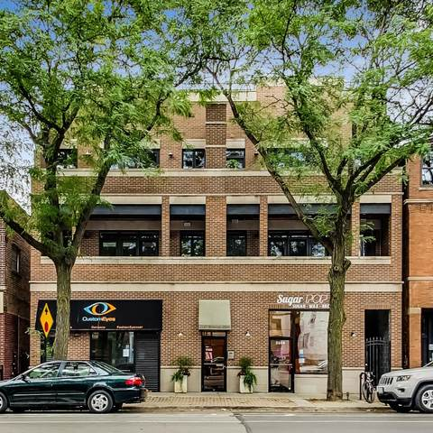2110 W Roscoe Street #2, Chicago, IL 60618 (MLS #11221978) :: Touchstone Group