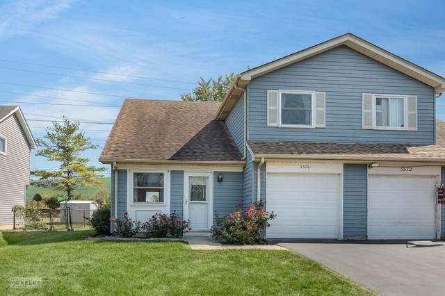 3370 Fox Hill Road, Aurora, IL 60504 (MLS #11222019) :: John Lyons Real Estate