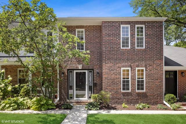 5708 Sutton Place, Hinsdale, IL 60521 (MLS #11222034) :: The Wexler Group at Keller Williams Preferred Realty