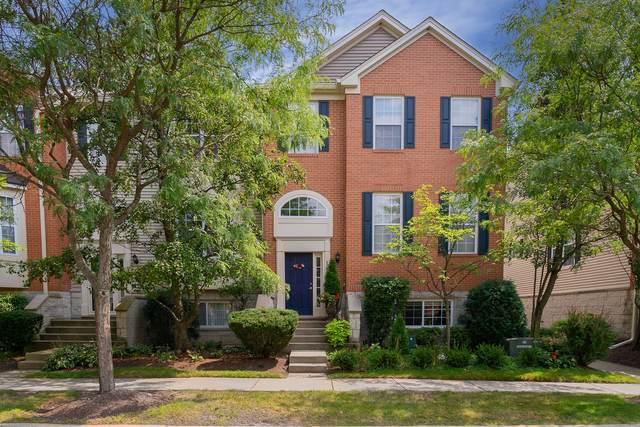 182 Willow Boulevard 1507E, Willow Springs, IL 60480 (MLS #11222043) :: John Lyons Real Estate