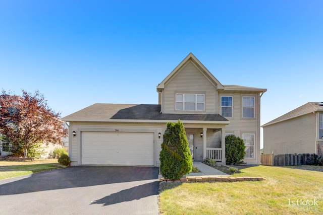 361 Foster Way, Bolingbrook, IL 60440 (MLS #11222049) :: O'Neil Property Group