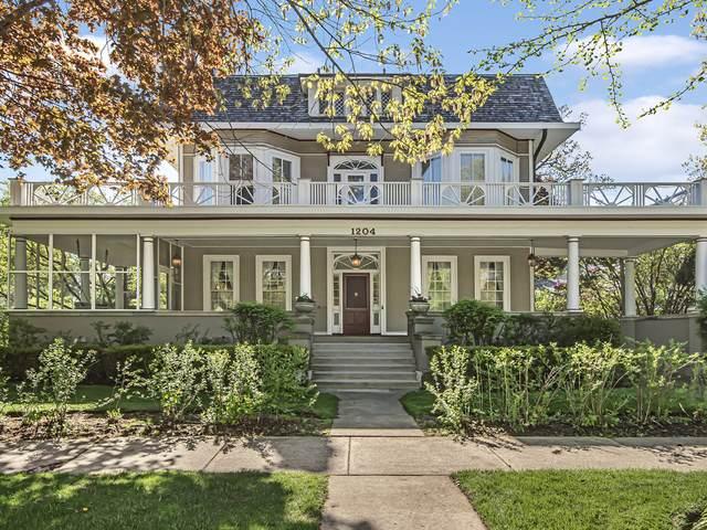 1204 Asbury Avenue, Evanston, IL 60202 (MLS #11222055) :: Lewke Partners - Keller Williams Success Realty