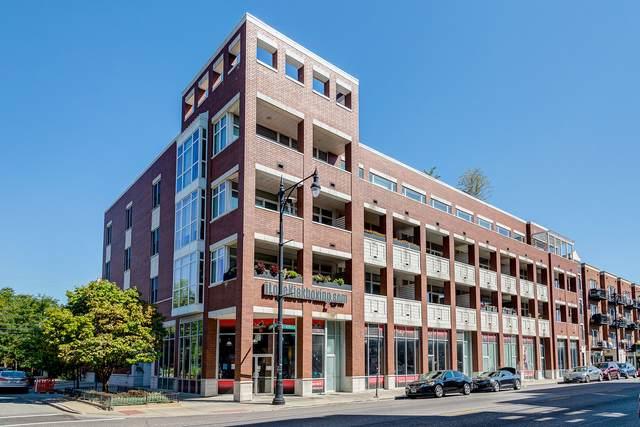 1611 N Hermitage Avenue #306, Chicago, IL 60622 (MLS #11222121) :: Helen Oliveri Real Estate