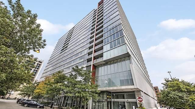 659 W Randolph Street #1518, Chicago, IL 60661 (MLS #11222136) :: Touchstone Group