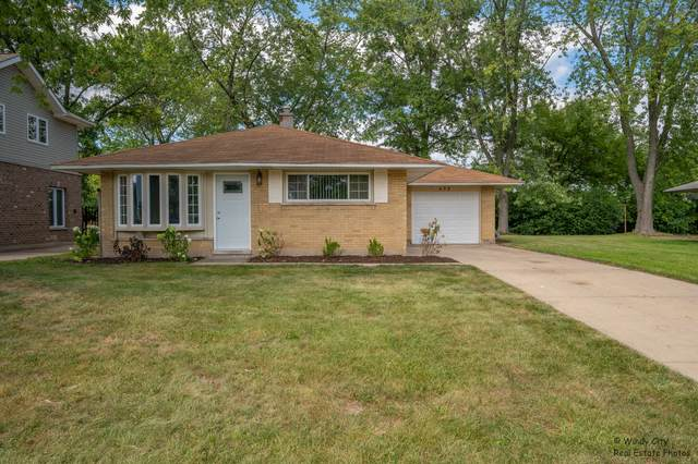 408 W Thomas Street, Arlington Heights, IL 60004 (MLS #11222158) :: The Wexler Group at Keller Williams Preferred Realty