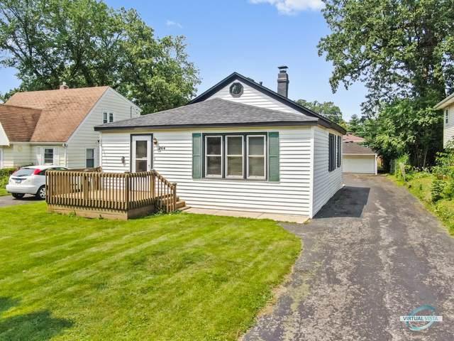 264 N Glade Avenue, Elmhurst, IL 60126 (MLS #11222169) :: Angela Walker Homes Real Estate Group