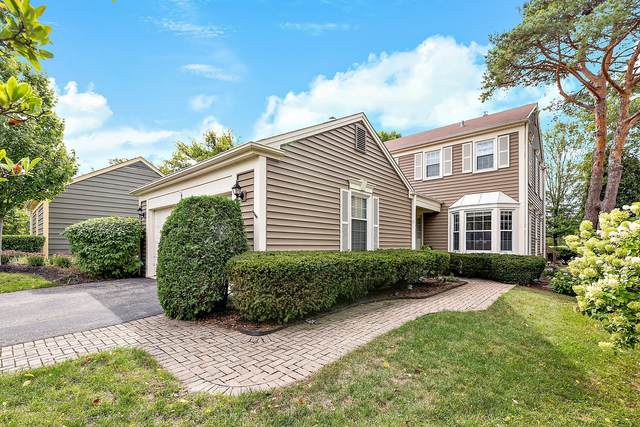 9 The Court Of Charlwood, Northbrook, IL 60062 (MLS #11222180) :: Littlefield Group