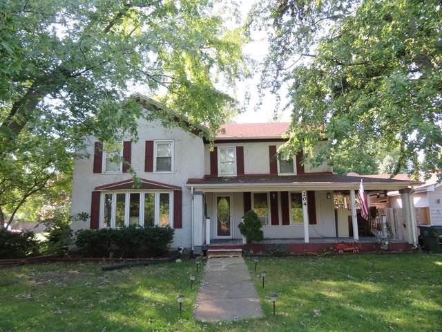 204 W Wapella Street, Minooka, IL 60447 (MLS #11222290) :: The Wexler Group at Keller Williams Preferred Realty