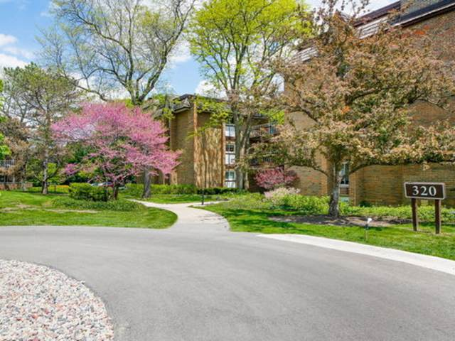 320 Claymoor Road 3A, Hinsdale, IL 60521 (MLS #11222321) :: The Wexler Group at Keller Williams Preferred Realty