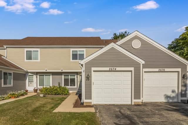 2674 Stanton Court S, Aurora, IL 60502 (MLS #11222322) :: Ryan Dallas Real Estate