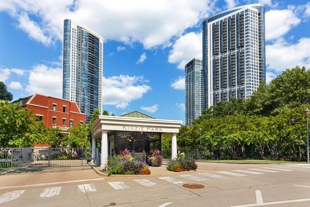 458 N Clinton Street, Chicago, IL 60654 (MLS #11222335) :: Helen Oliveri Real Estate