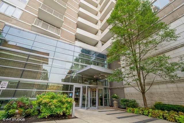 1515 S Prairie Avenue #515, Chicago, IL 60605 (MLS #11222340) :: Touchstone Group