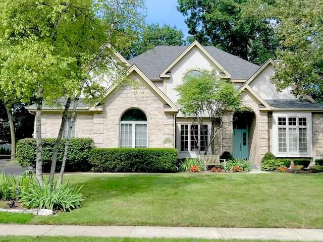 1128 Vineyard Drive, Gurnee, IL 60031 (MLS #11222364) :: Ryan Dallas Real Estate