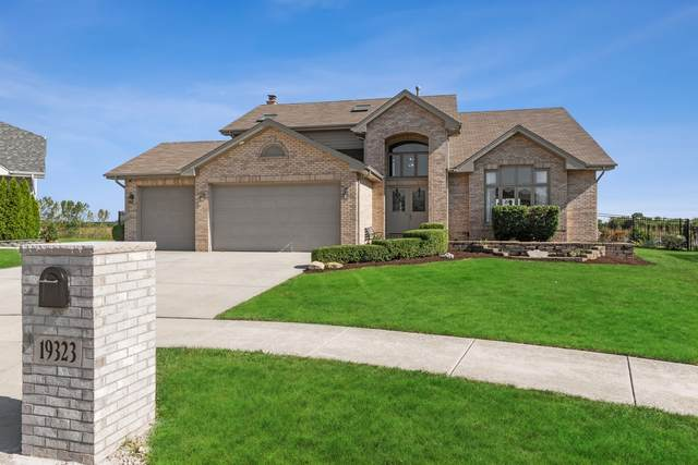 19323 Woodfield Court, Tinley Park, IL 60487 (MLS #11222373) :: Littlefield Group