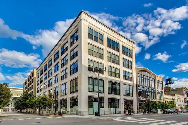 2303 S Michigan Avenue #207, Chicago, IL 60616 (MLS #11222388) :: Touchstone Group