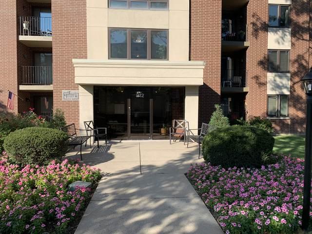 212 W Saint Charles Road #403, Lombard, IL 60148 (MLS #11222424) :: Angela Walker Homes Real Estate Group