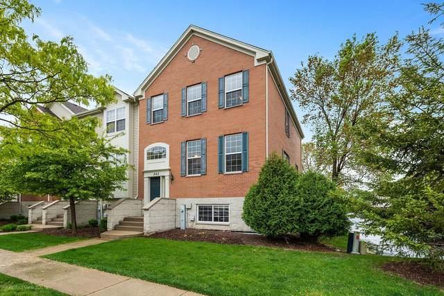 842 Lewisburg Lane, Aurora, IL 60507 (MLS #11222451) :: Ryan Dallas Real Estate
