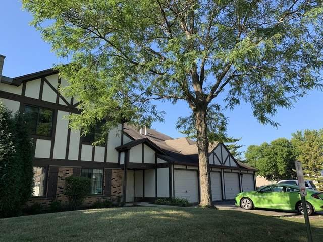 1958 Hidden Creek Circle #7, Palatine, IL 60074 (MLS #11222527) :: John Lyons Real Estate