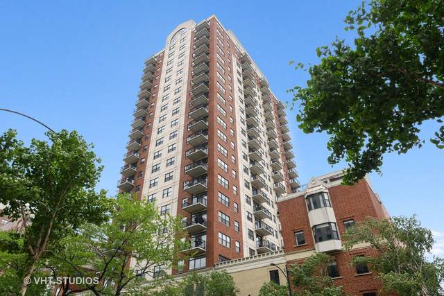 1529 S State Street 19B, Chicago, IL 60605 (MLS #11222528) :: Touchstone Group