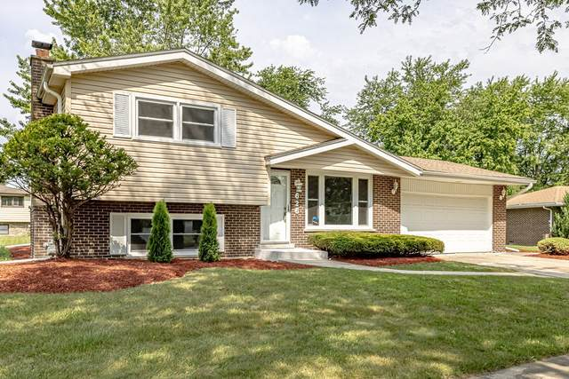 626 Willow Road, Matteson, IL 60443 (MLS #11222545) :: Touchstone Group