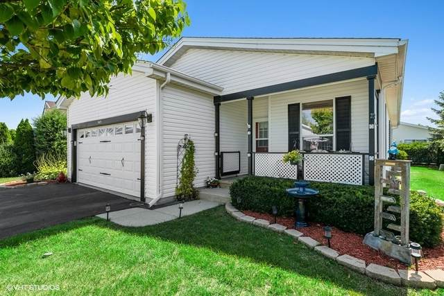 3409 Steeplechase Way, Grayslake, IL 60030 (MLS #11222548) :: Ani Real Estate