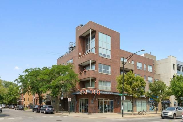 1850 W Division Street 4C, Chicago, IL 60622 (MLS #11222552) :: Helen Oliveri Real Estate