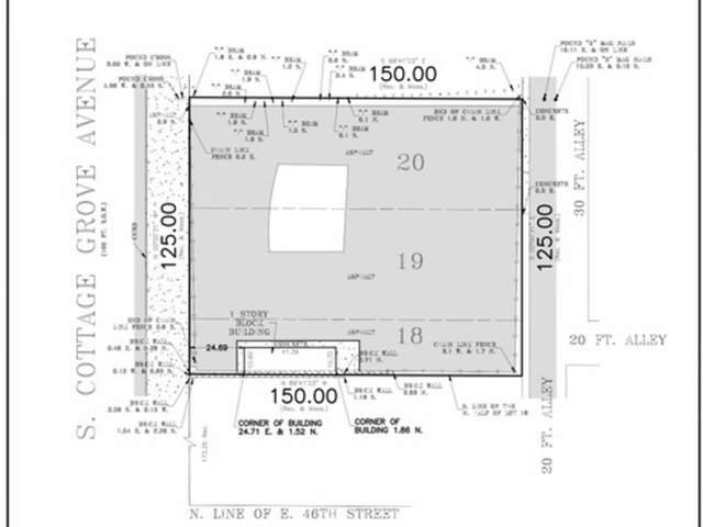 4531 S Cottage Grove Avenue, Chicago, IL 60653 (MLS #11222568) :: RE/MAX IMPACT