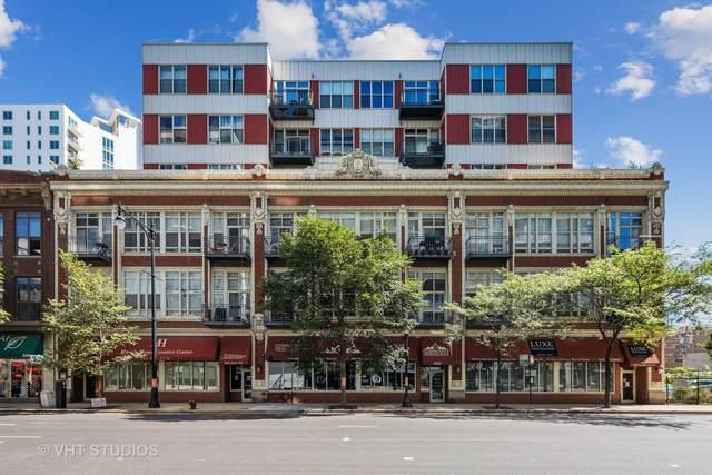 1631 S Michigan Avenue #609, Chicago, IL 60616 (MLS #11222574) :: Touchstone Group