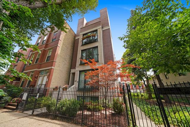 1519 W Ohio Street #1, Chicago, IL 60642 (MLS #11222577) :: Helen Oliveri Real Estate
