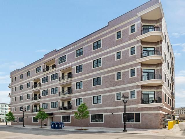 105 S Cottage Hill Avenue #501, Elmhurst, IL 60126 (MLS #11222578) :: Angela Walker Homes Real Estate Group