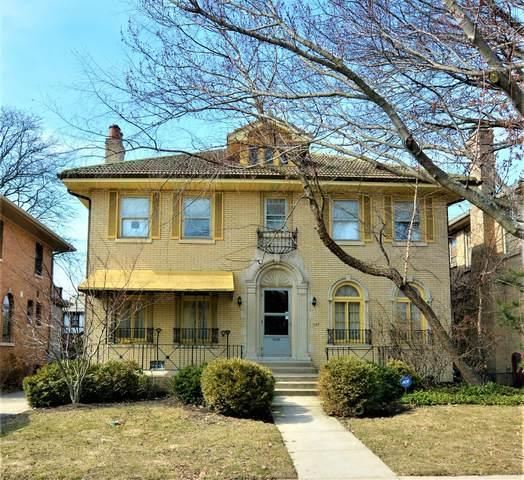 1137 N Euclid Avenue, Oak Park, IL 60302 (MLS #11222611) :: Ryan Dallas Real Estate