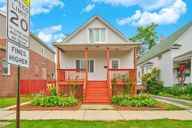 1338 Oak Park Avenue, Berwyn, IL 60402 (MLS #11222636) :: John Lyons Real Estate