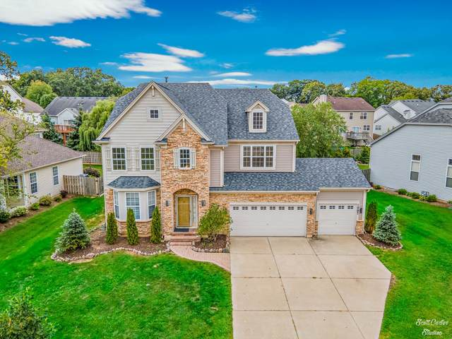 1907 W Broadsmore Lane, Round Lake, IL 60073 (MLS #11222650) :: Ani Real Estate