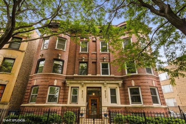821 W Belle Plaine Avenue 3E, Chicago, IL 60613 (MLS #11222670) :: Touchstone Group