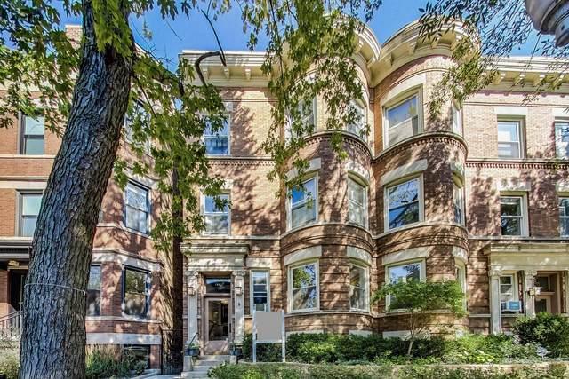 2861 N Burling Street 1N, Chicago, IL 60657 (MLS #11222687) :: Touchstone Group