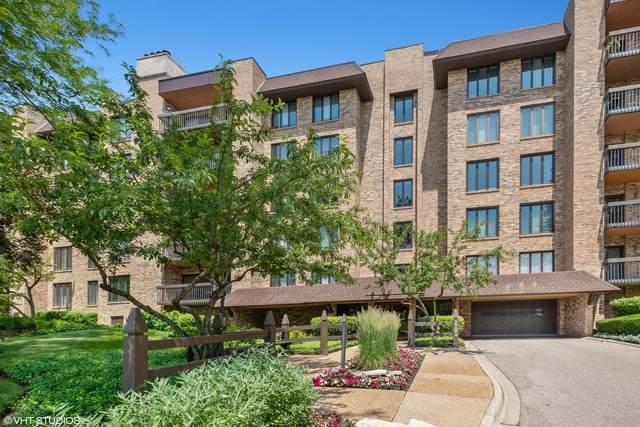 1721 Mission Hills Road #302, Northbrook, IL 60062 (MLS #11222688) :: Ryan Dallas Real Estate
