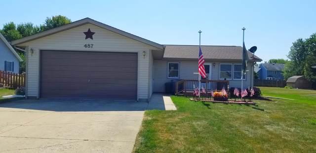 487 Lasalle Drive, Lake Holiday, IL 60552 (MLS #11222689) :: John Lyons Real Estate