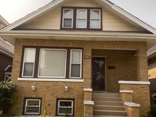 4246 N Mason Avenue, Chicago, IL 60634 (MLS #11222698) :: Touchstone Group
