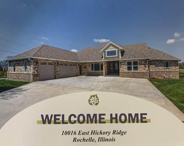 10016 E Hickory Ridge Drive, Rochelle, IL 61068 (MLS #11222710) :: Suburban Life Realty
