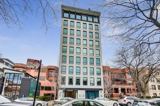 550 W Wellington Avenue 4W, Chicago, IL 60657 (MLS #11222716) :: Touchstone Group