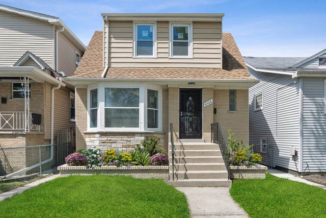 4544 N Melvina Avenue, Chicago, IL 60630 (MLS #11222753) :: Touchstone Group