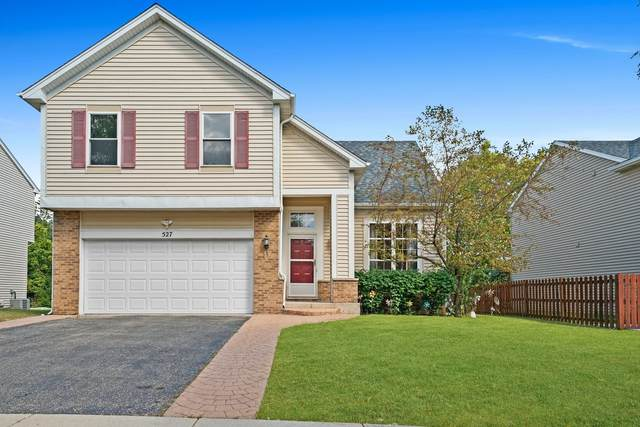 527 N Anna Lane, Romeoville, IL 60446 (MLS #11222765) :: Angela Walker Homes Real Estate Group