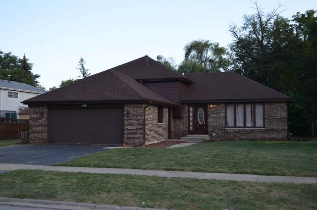 1037 185th Place, Homewood, IL 60430 (MLS #11222769) :: The Wexler Group at Keller Williams Preferred Realty