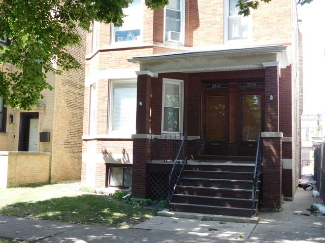 3748 N Claremont Avenue, Chicago, IL 60618 (MLS #11222822) :: Touchstone Group