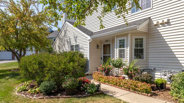 140 Brittany Drive A, Streamwood, IL 60107 (MLS #11222824) :: Littlefield Group