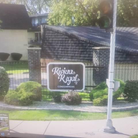 11118 S 84th Avenue S Pg-24, Palos Hills, IL 60465 (MLS #11222839) :: Helen Oliveri Real Estate