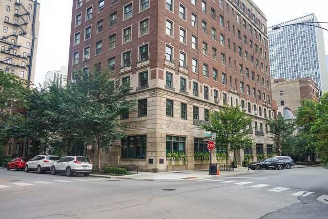 1255 N State Parkway 7F, Chicago, IL 60610 (MLS #11222847) :: Helen Oliveri Real Estate