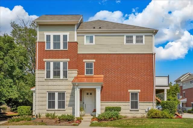 2112 S Crambourne Way 6-6, Arlington Heights, IL 60005 (MLS #11222856) :: John Lyons Real Estate