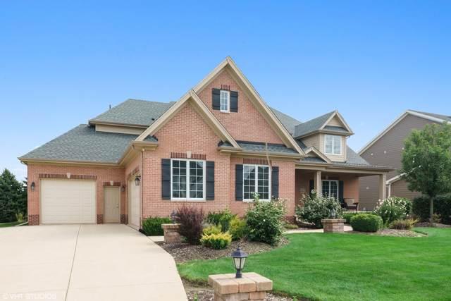 4059 Teak Circle, Naperville, IL 60564 (MLS #11222892) :: Suburban Life Realty